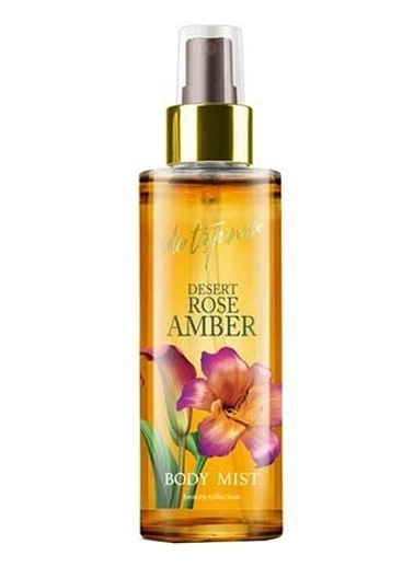 Eda Taşpınar EDA TAŞPINAR Desert Rose Amber Body Mist 200 ml Renksiz